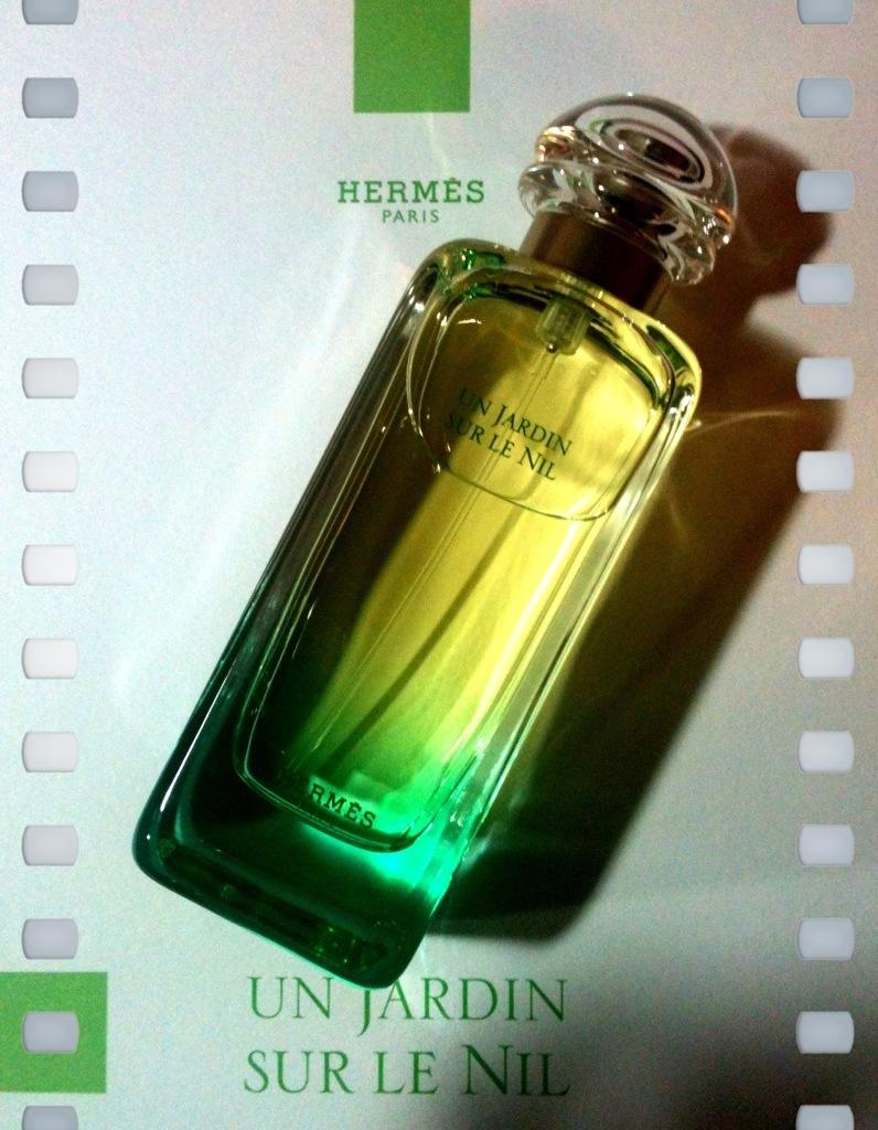 Hermes Un Jardin Sur Le Nil Perfume Bellyrubz Beauty