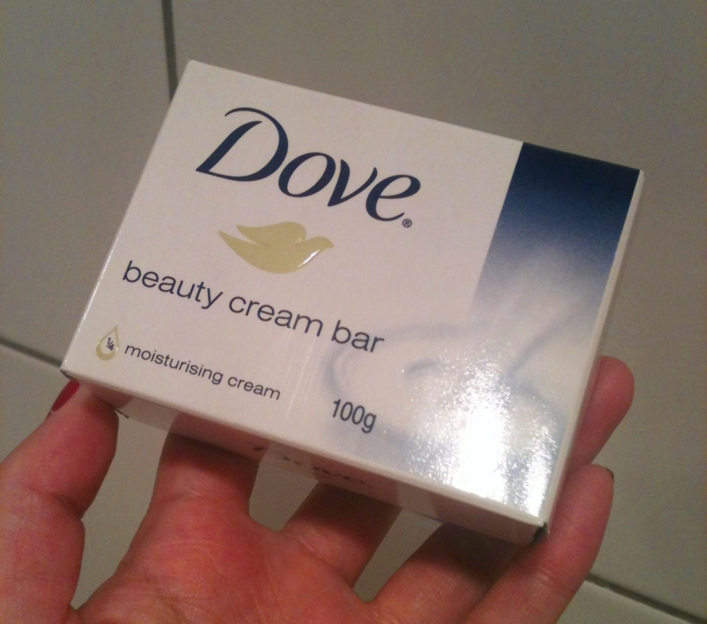 Dove Beauty Cream Bar - Bellyrubz Beauty -