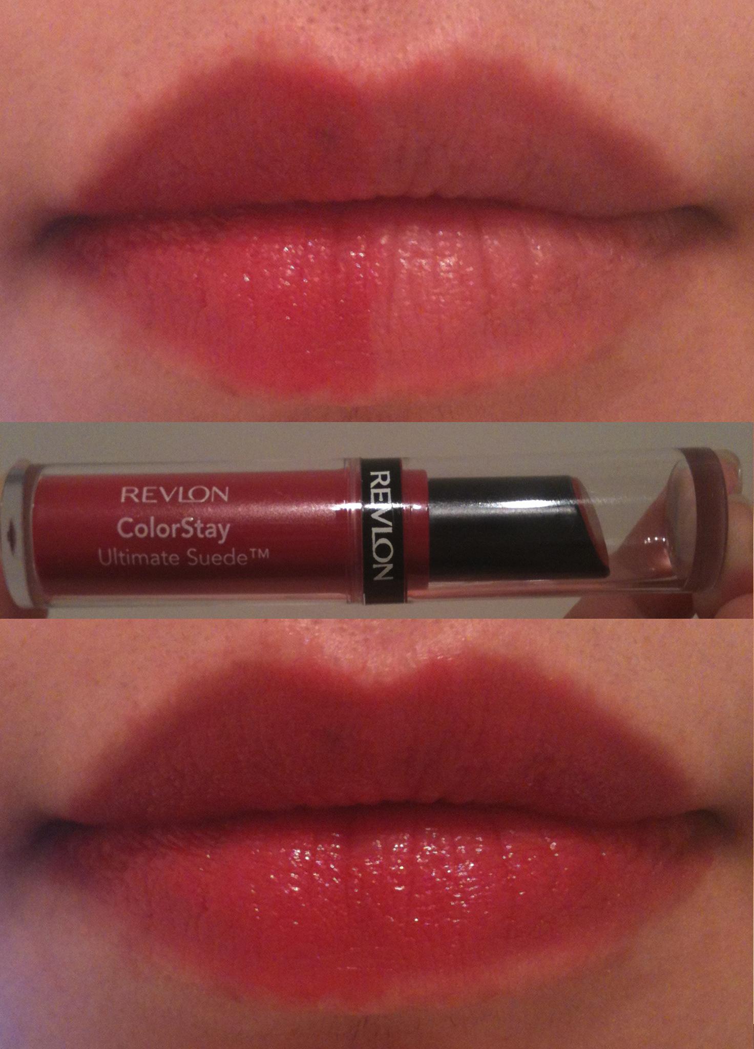 Revlon Colorstay Ultimate Suede Lipstick - Bellyrubz Beauty -